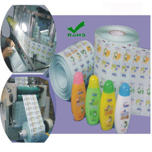 Roll Self Adhesive Cleaning Products Labels (SZXY 613) pictures & photos