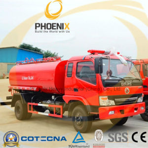 4X2 Dongfeng Small Water Tank Fire Fighting Truck pictures & photos