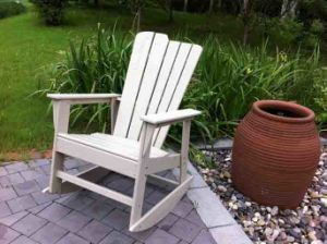 Leisure Polywood Adirondack Chair Garden Furniture pictures & photos