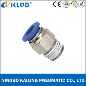 Pneumatic One Touch Fittings for Air PC10-02 pictures & photos