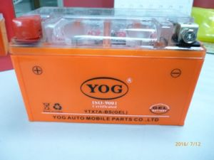 Yog Motorcycle Gel Battery Ytx7a-BS Gel Battery pictures & photos