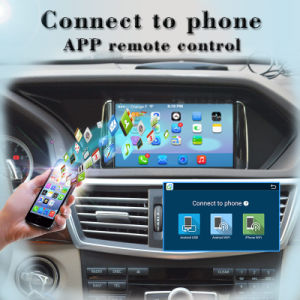 Anti-Glare Car DVD for Mercedes Benz E Class Car DVD Player Support with The Carplay pictures & photos