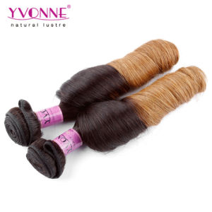 Hair Style Ombre Hair Brazilian Human Hair Extensions pictures & photos