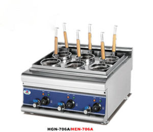 Commercial Kitchen Electric Noodle Cooker (HEN-706U) pictures & photos