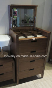New Fashion Style Home Furniture Wooden Cabinet Mirror Dresser (SM-D34) pictures & photos