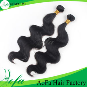 High Quality 24inch Loose Wave Virgin Human Hair Extension pictures & photos