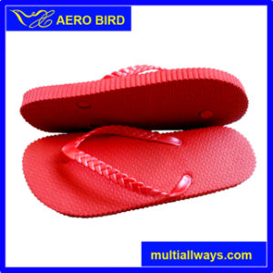 Pure Red PE Flip Flop for Men & Women pictures & photos
