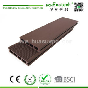 WPC Decking-Outdoor/Decorative WPC Decking Floor (140H25-G) pictures & photos