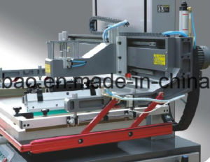 Flat Semi-Automatic Screen Printing Machine 900X600 (JB-960II) pictures & photos