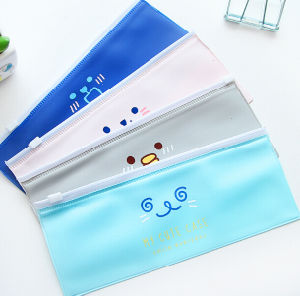 Cute Sprout Side of The Bag Containing Environmental PVC Stationery Bag pictures & photos