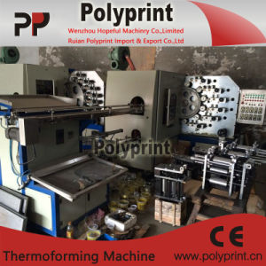 High Speed Plastic Cup Offset Printing Machine (PP-4C) pictures & photos