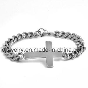 Cross Charm Bracelet Guangzhou Io Jewelry pictures & photos