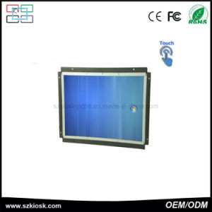 ODM Open Frame Kiosk Ad Player pictures & photos