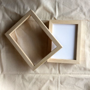 Natural Color Picture Frame for Size 8*12cm pictures & photos