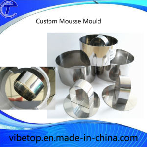 Round Shape Mousse Mould Cake/Dessert Store pictures & photos