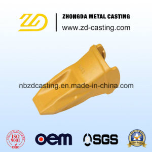 OEM Investment Steel Casting for Bucket Teeth pictures & photos