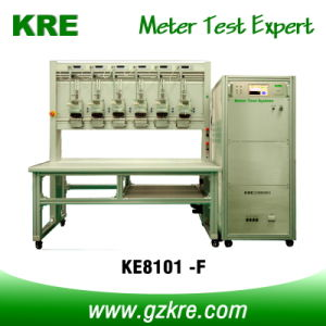 Class 0.05 6 Position Single Phase kWh Meter Test Bench According to IEC60736 pictures & photos