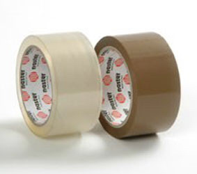 Adhesive Tape Yellowish and Brown pictures & photos