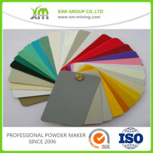 Made in China No Voc Emitted Fine Texture Surface Pure Epoxy Powder Coatings pictures & photos
