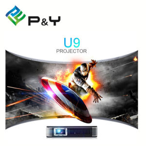 Hot Mini Projector U9 with Wireless/ USB for Computer & TV pictures & photos