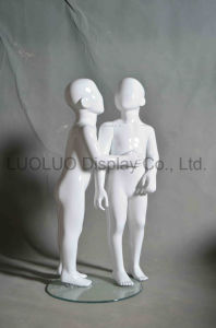 High Glossy Children Mannequin for Dress pictures & photos