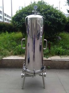 Stainless Steel Polished Filter Equipment Sanitary Cartridge Filter pictures & photos