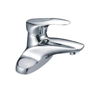 Comtemporary Single Lever Bathroom Basin Faucet /Tap (CAG40252) pictures & photos
