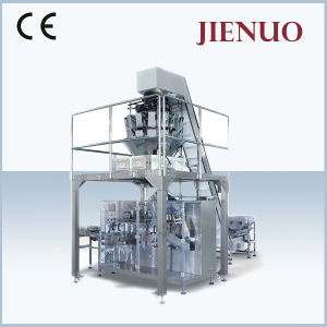 Horizontal Fully Automatic Solid Food Packing Machine pictures & photos