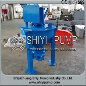 Wear Resistant Water Treatment Centrifugal Vertical Froth Pump pictures & photos