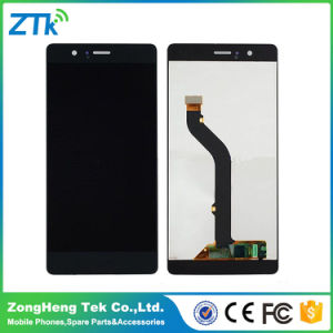 Replacement Phone LCD Display for Huawei P9 Screen pictures & photos