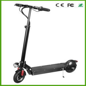 New Version Two Wheels Aluminiun Alloy Foldable Electric Scooter pictures & photos
