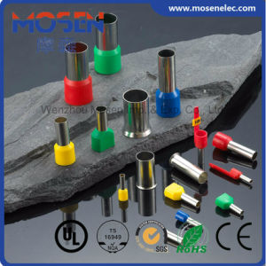 Electrical Terminal Professional Manufacture of Insulated and Non-Insulated Twin Cord End Terminal pictures & photos