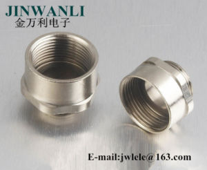 Circle Metal Reducer for Cable Gland (swage nipple) M Pg NPT Thread pictures & photos