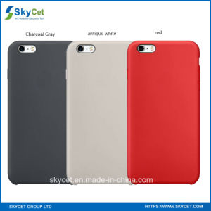 Original Quality Silicone Case for iPhone 6p 6sp pictures & photos