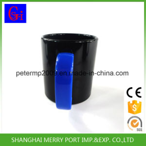 Printed Bright Colorful Plastic Mug, Tea Cup, coffee Cup for Promotional (SG-1100) pictures & photos