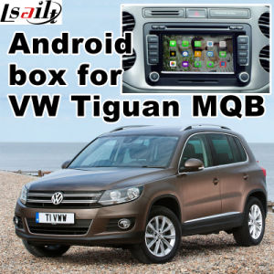 Android GPS Navigation Video Interface for Volkswagen Tiguan (MQB) pictures & photos