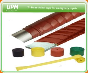 Red Flame Retardant Electrical Emergency Repair Heat Shrink Tape pictures & photos