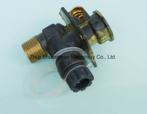 High Precision Machinery Assembly Brass Connectors pictures & photos