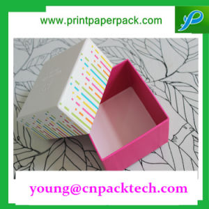 Premium Jewelry Box Cardboard Printing Packing Gift Paper Box pictures & photos