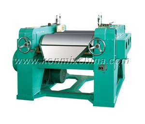 Triple Roll Mill Machine for Inks, Coating, Pigment Production pictures & photos
