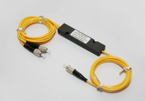 1X2 FC/PC Optical Coupler Fbt pictures & photos