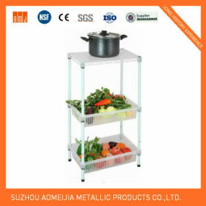 Metal Wire Display Exhibition Storage Shelving for Macedonia  Shelf pictures & photos