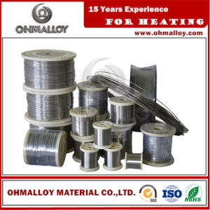 Superior Oxidation Resistance Ni80chrome20 Alloy Nicr80/20 Wire for Heating Element pictures & photos