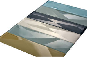 3D Glass Tile at Any Color with Matte Surface pictures & photos