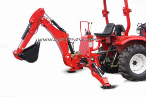 Backhoe Excavator 3-Point Tractor Bucket Loader with Ce pictures & photos