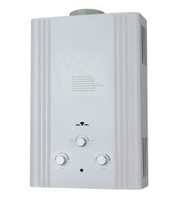 Elite Gas Water Heater with Summer/Winter Switch (JSD-SL17) pictures & photos