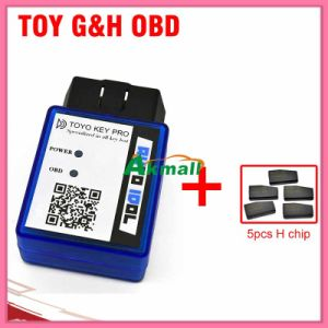 4D G&H OBD for Toyota Toyo Key PRO pictures & photos