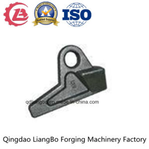 Galvanized Surface Metal Forgings and Machining Service for Machinery Part pictures & photos
