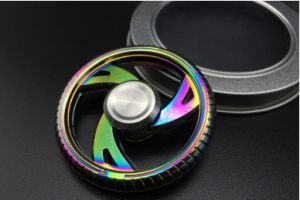 Hot Sell Colorful Relieve Stress Fidget Spinner Hand Spinner Finger Spinner pictures & photos