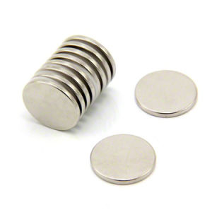 Strongest Grade Sintered Round Permanent NdFeB Magnets pictures & photos